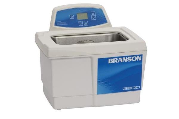 Branson CPX2800 Ultrasonic Cleaner with Digital Timer 0.75 gallon - leadsonics