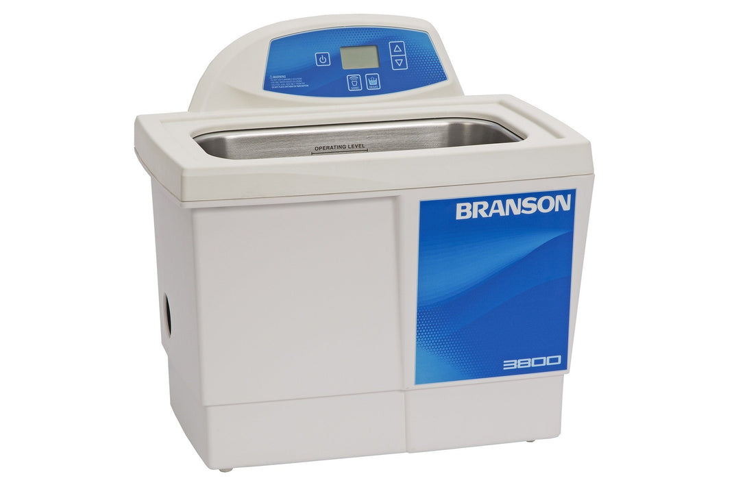Branson CPX3800 Ultrasonic Cleaner with Digital Timer 1.5 gallon - leadsonics