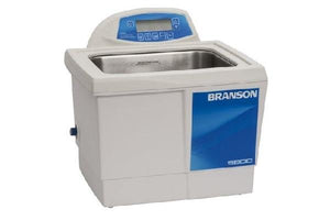 Branson CPX5800H Ultrasonic Cleaner with Digital Timer, Heater & Degas, 2.5 Gallon - leadsonics