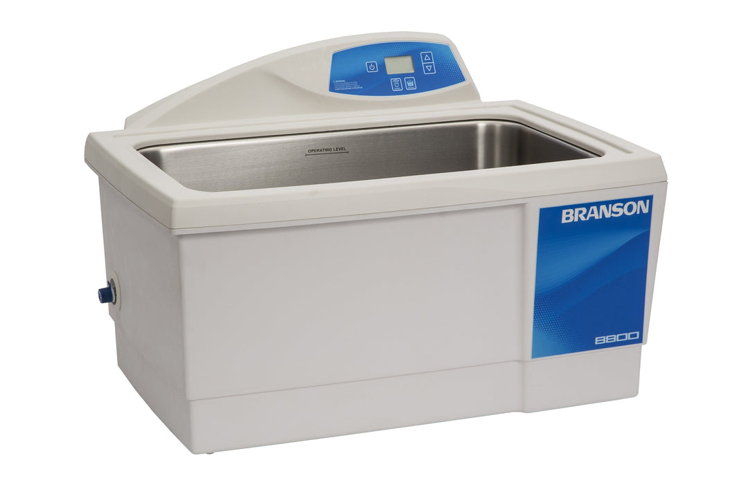 Branson CPX8800 Ultrasonic Cleaner with Digital Timer 5.5 gallon - leadsonics