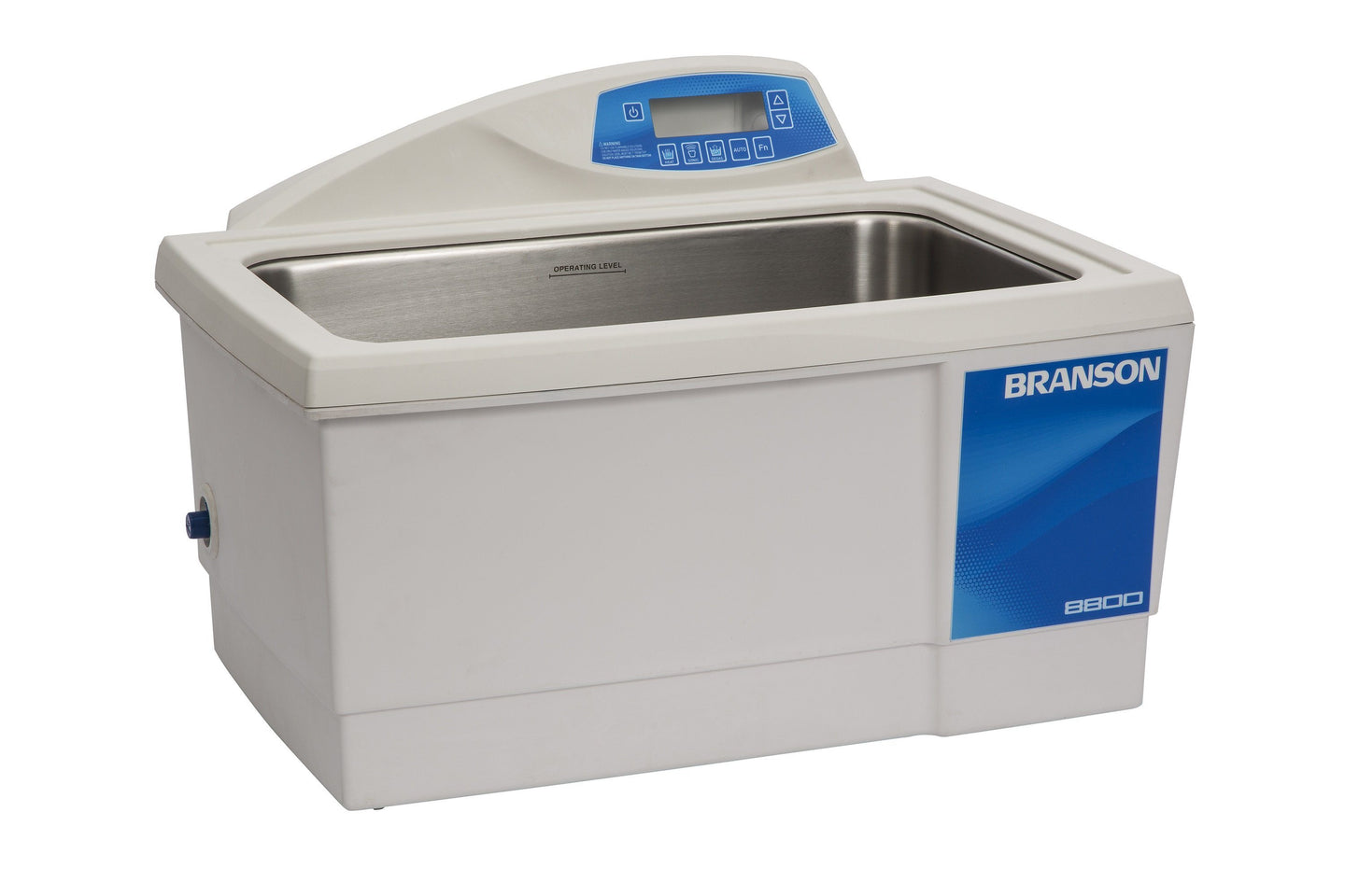 Branson CPX8800H Ultrasonic Cleaner with Digital Timer, Heater & Degas, 5.5 Gallon - leadsonics