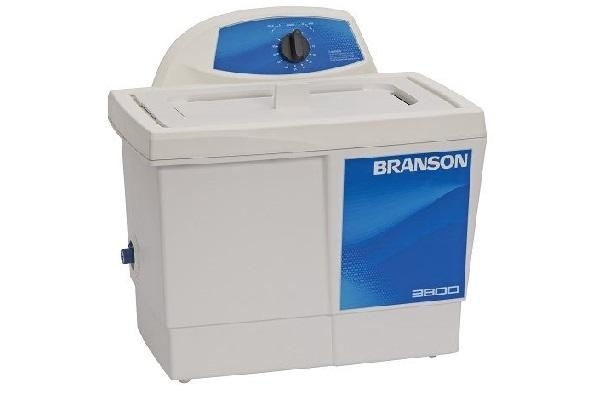 Branson M3800 Ultrasonic Cleaner with Mechanical Timer, 1.5 gallon - leadsonics