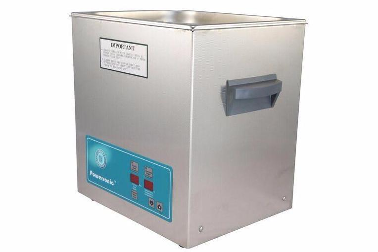 Crest Powersonic P1100H 45kHz 3.25 Gallon Heated Ultrasonic Unit - leadsonics
