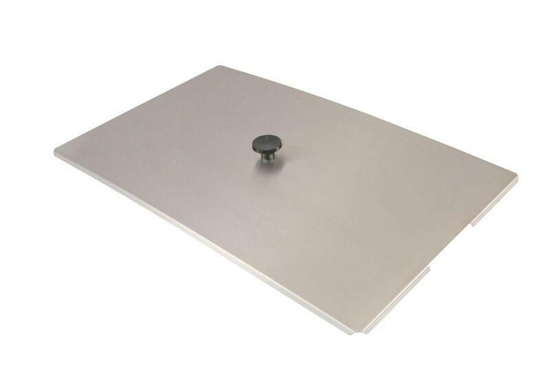 Crest Stainless Steel Lid Cover For P1800 | SSC1800 - leadsonics