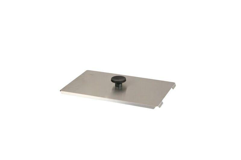Crest Stainless Steel Lid Cover For P230 | SSC230 - leadsonics