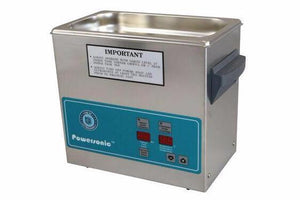 Crest Powersonic P230H 45kHz 0.75 Gallon Heated Ultrasonic Unit - leadsonics