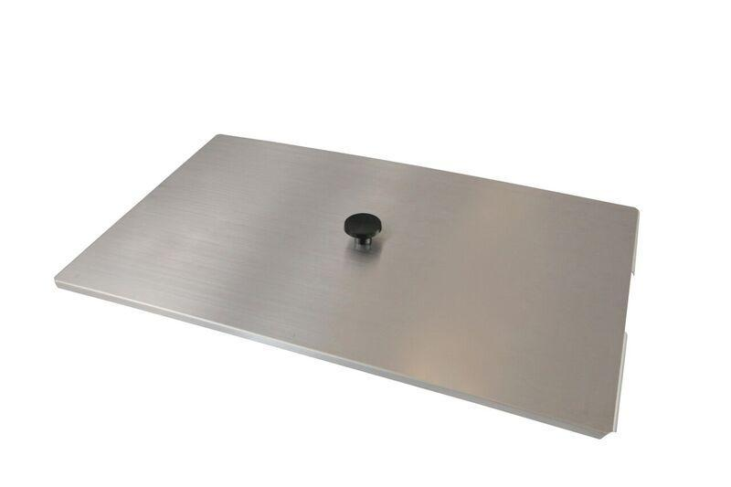 Crest Stainless Steel Lid Cover For P2600 | SSC2600 - leadsonics
