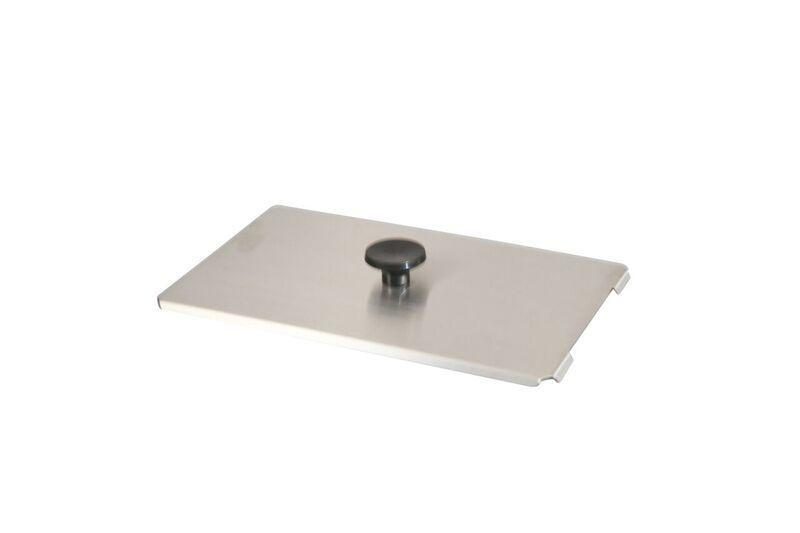 Crest Stainless Steel Lid Cover For P360 | SSC360 - leadsonics