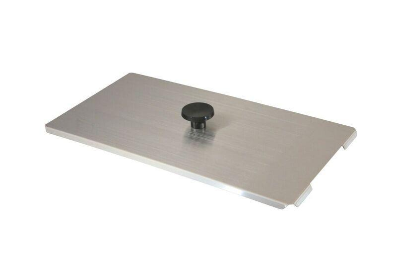 Crest Stainless Steel Lid Cover For P500 | SSC500 - leadsonics