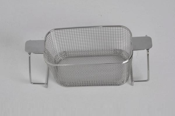 Crest Stainless Steel Mesh Basket For P500 | SSMB500DH - leadsonics