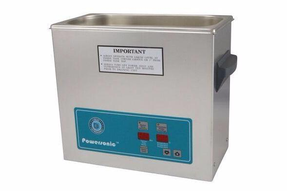 Crest Powersonic P500H 45kHz 1.5 Gallon Heated Ultrasonic Unit - leadsonics