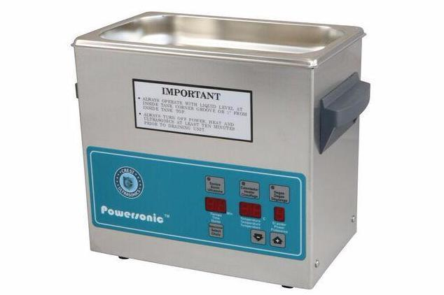 Crest Powersonic P230D 45kHz 0.75 Gallon Heated Ultrasonic Unit - leadsonics