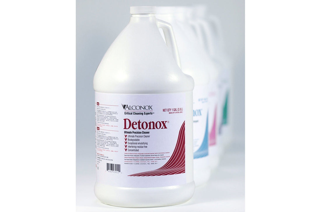 Detonox – Heavy Duty Liquid Detergent - leadsonics