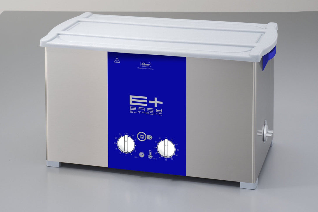 Elmasonic EP300H EPlus-Line | Heated Ultrasonic Cleaner | 7.5 GAL - leadsonics