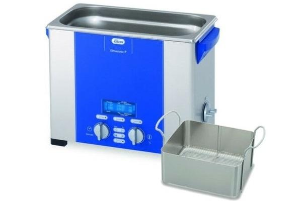 Elmasonic P60H Heated Ultrasonic Cleaner 1.5gal