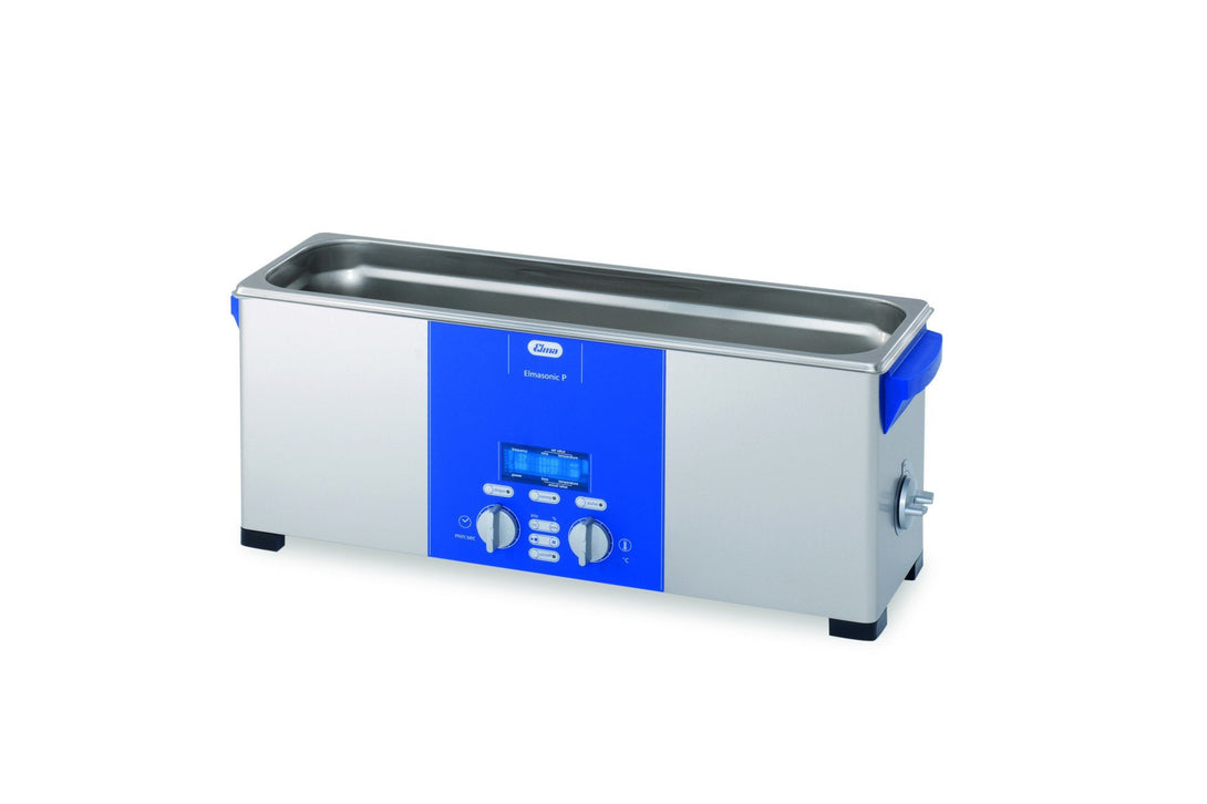 Elmasonic P70H P-Line | Heated Digital Parameter Ultrasonic Cleaner | 1.8 GAL - leadsonics