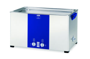 Elmasonic S300H S-Line | Heated Ultrasonic Cleaner | 7.5 GAL - leadsonics