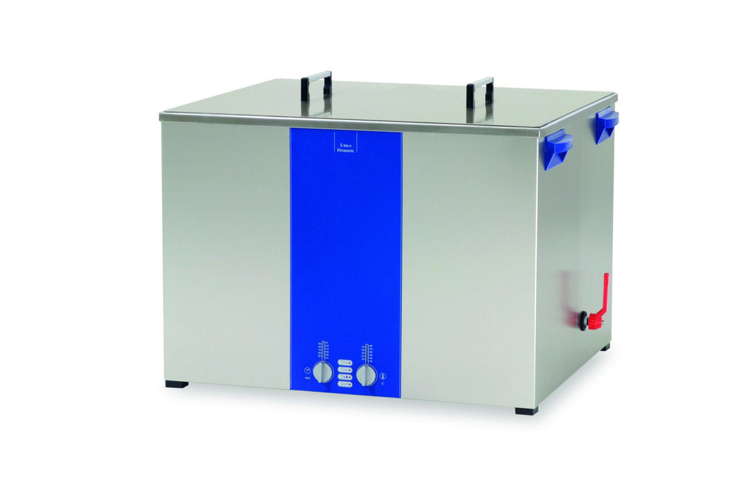 Elmasonic S900H S-Line | Heated Ultrasonic Cleaner | 24 GAL - leadsonics