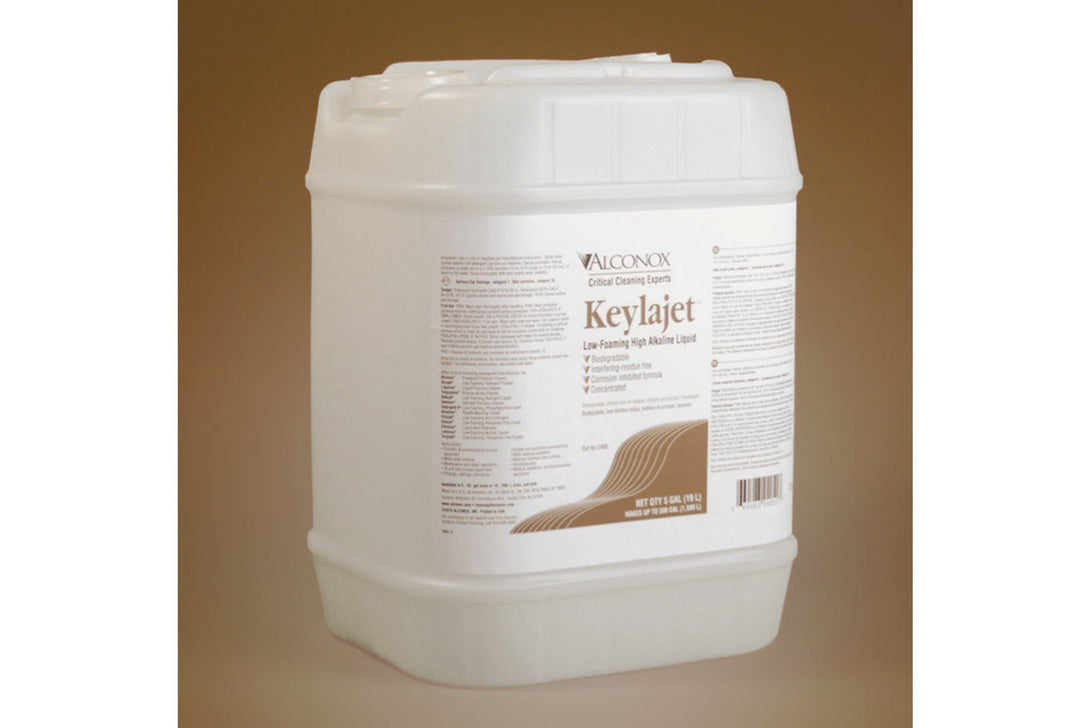 Keylajet – Low-Foaming High Alkaline Liquid - leadsonics