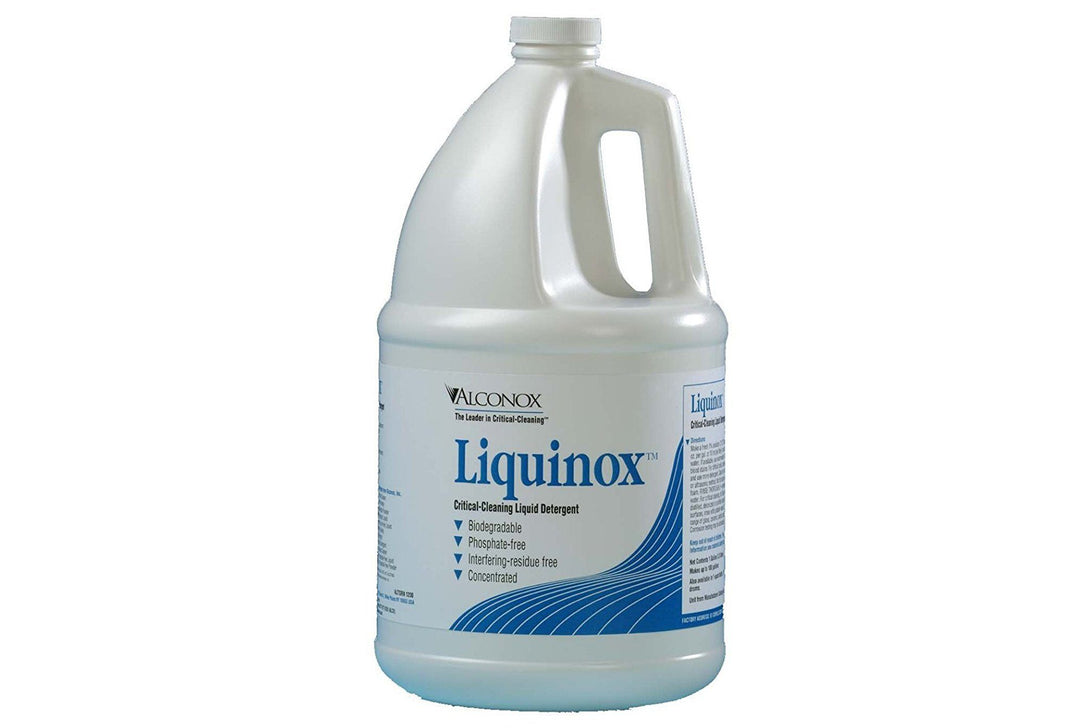 Liquinox – Critical Cleaning Liquid Detergent - leadsonics