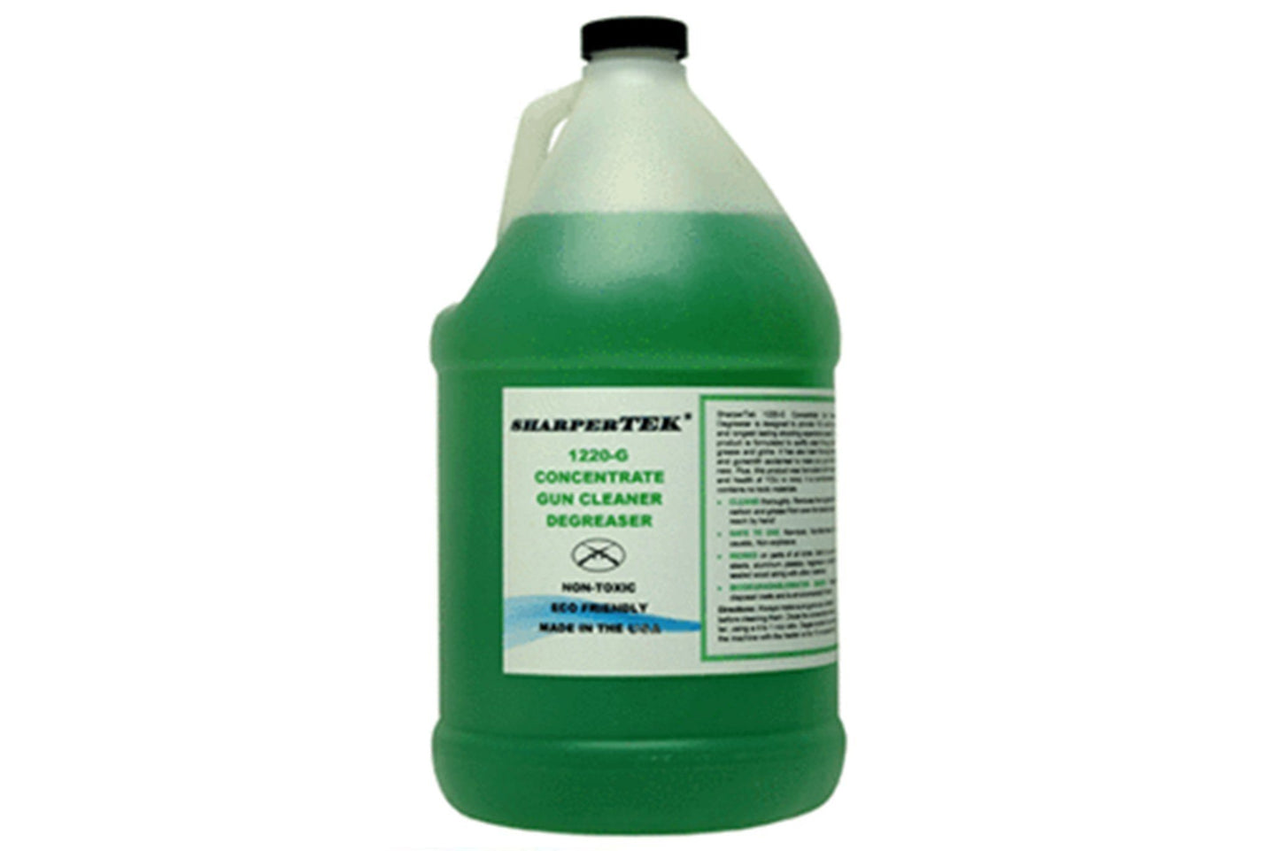 SharperTek Cleaning Solution 1220 G | Gun Cleaning Ultrasonic Solution - leadsonics