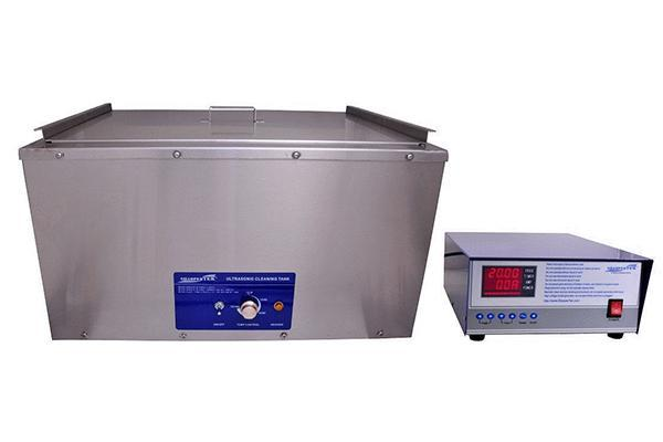 SharperTek SH1200-18G | Digital Heated Ultrasonic Cleaner | 18 GAL - leadsonics