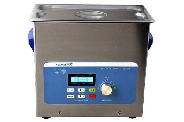 SharperTek XPS360-6L | Heated with sweep and degas | 1.6 GAL - leadsonics