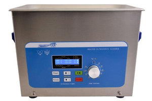 SharperTek XPS240-4L | Heated Ultrasonic Cleaner with Sweep and Degas | 1 GAL - leadsonics