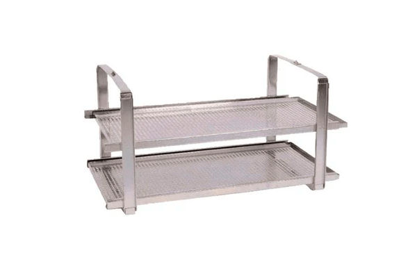 Tuttnauer 5596 Rack and Two Shelves