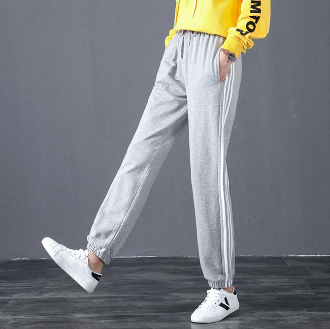 Triple Stripe Sweatpants