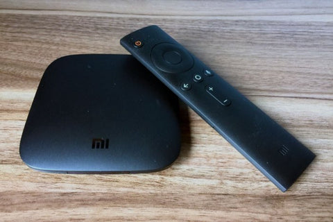 Xiaomi Mi Box Int Version 4K HDR Android TV 2GB/8GB Media Streamer Built-in Google Cast