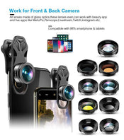 Apexel 11 in 1 Phone Camera Lens Kit