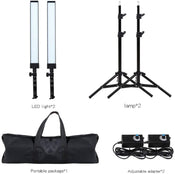LED photography Lighting Kit