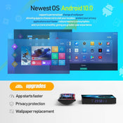 Android 10.0 TV Box Australia