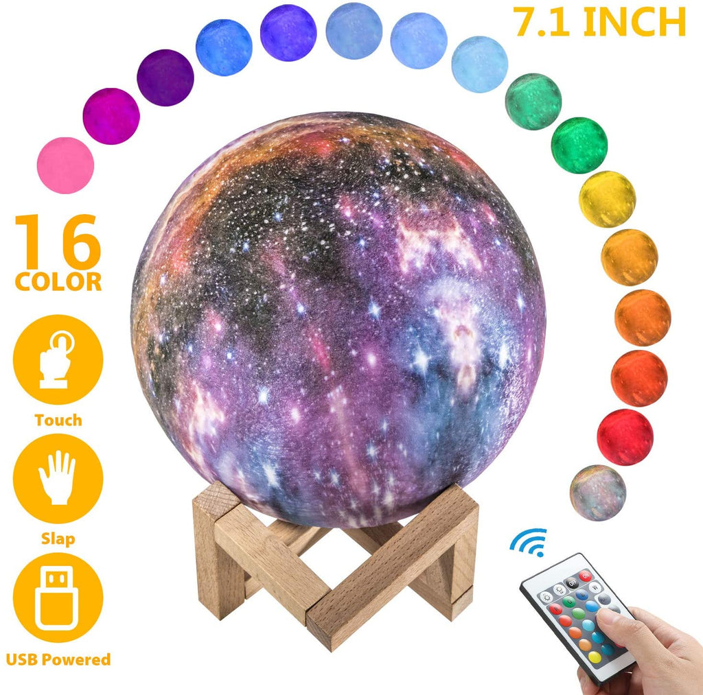Best Star Moon Lamp Australia - Apu's World
