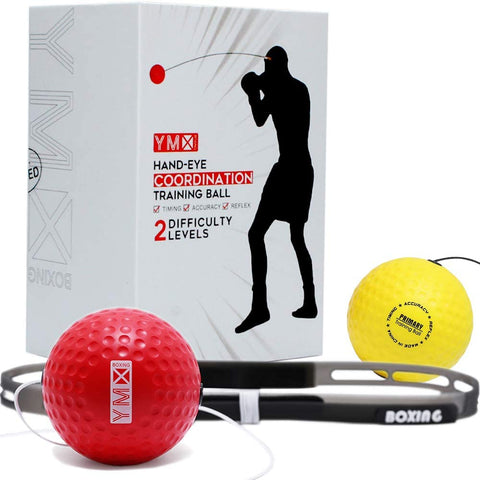 Boxing Reflex Ball Speed Punching Training kit