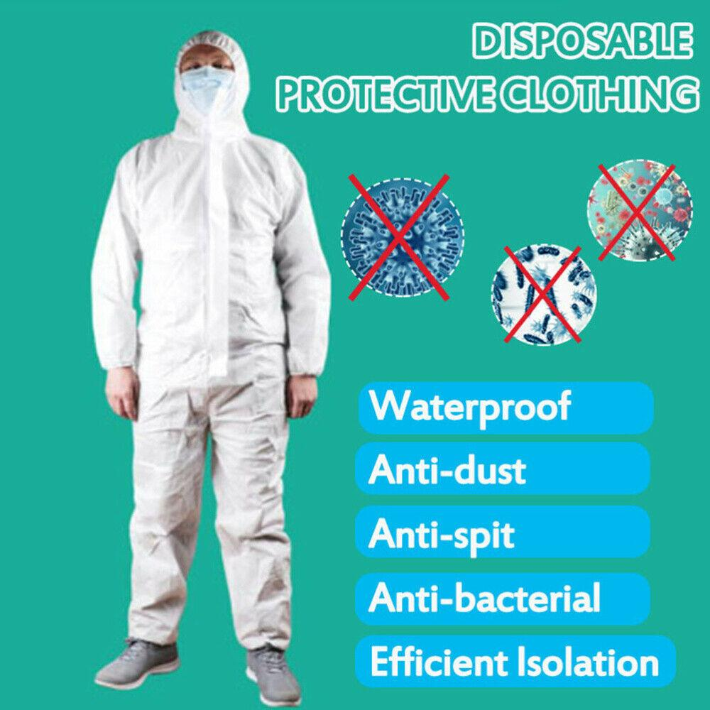 Disposable Coveralls Australia (Medical Version) - Apu's World