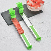 Easy Watermelon Cutter