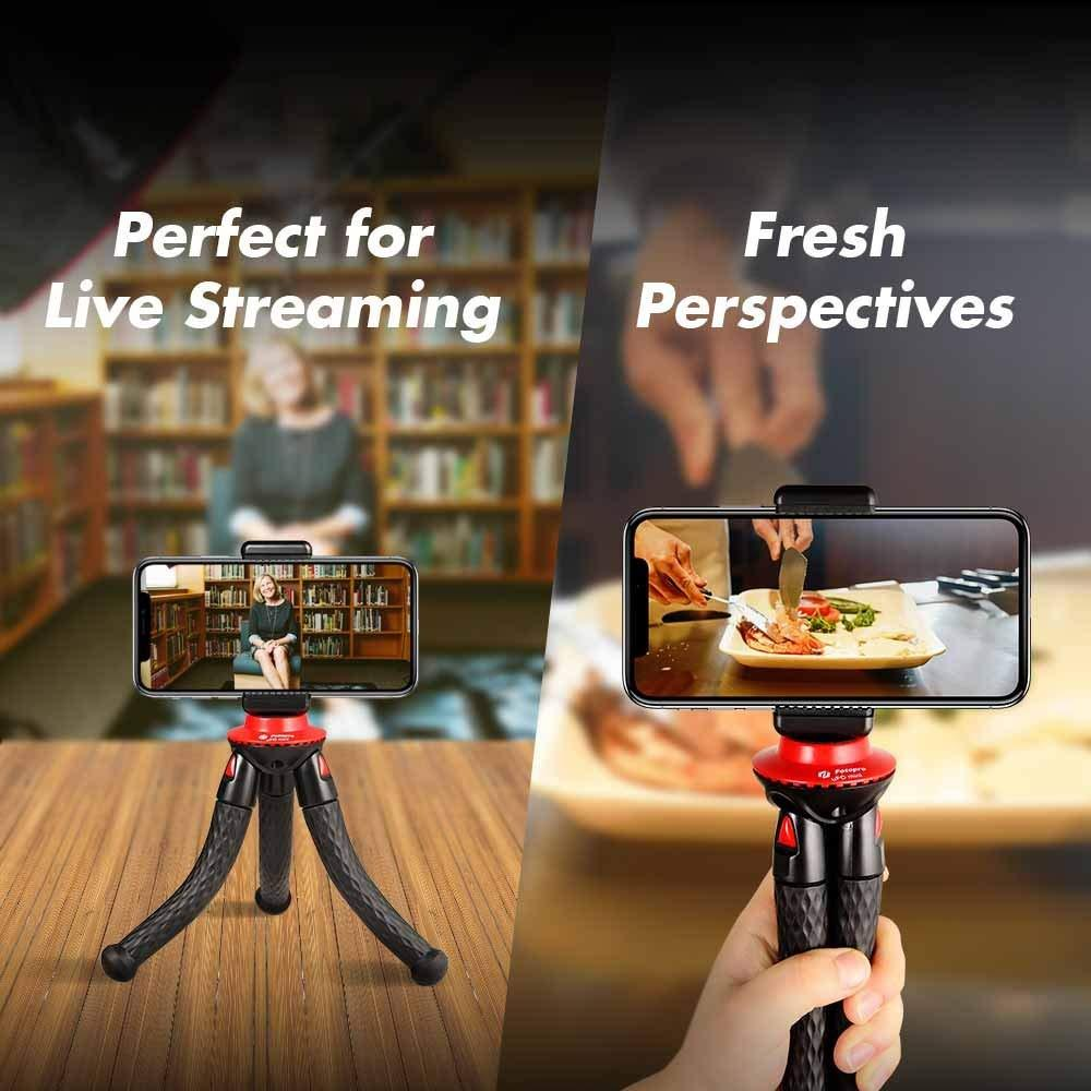 Flexible Bluetooth Tripod Australia