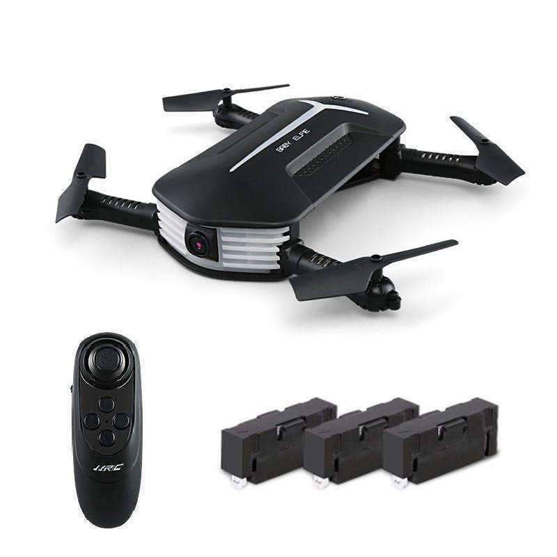JJRC H37 Mini Baby Elfie 720P Drone Fly More Combo - Apu's World