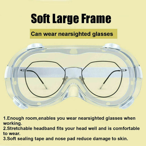 Medical Safety Goggles Australia