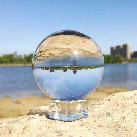 Photo Lensball Australia