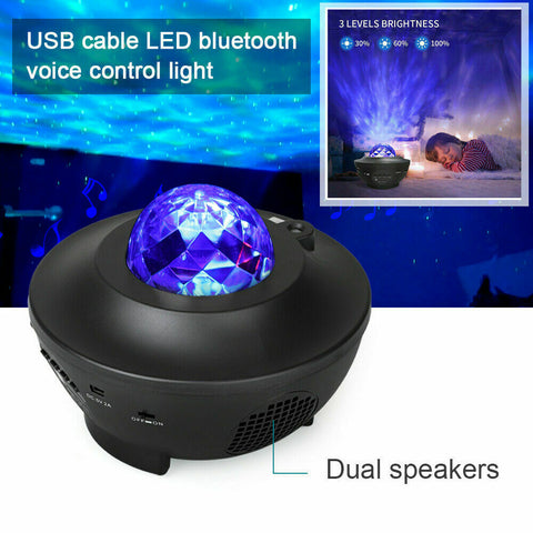 Best Galaxy Star Projector Australia (Led Laser)