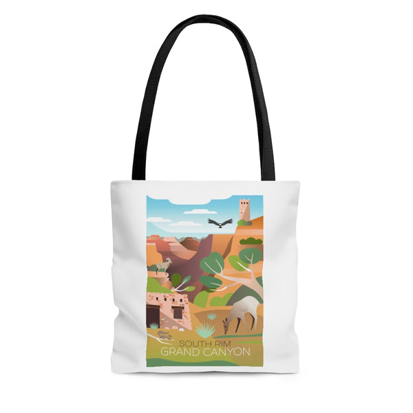 GRAND CANYON SOUTH RIM TOTE