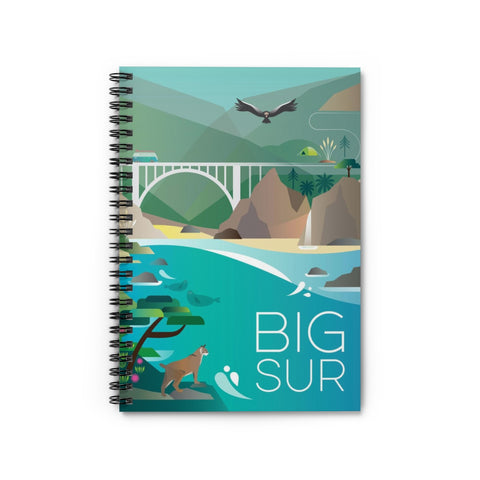 BIG SUR JOURNAL