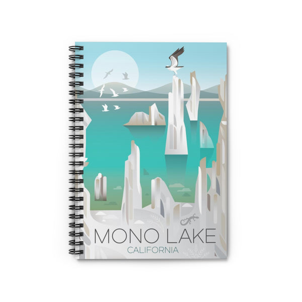 MONO LAKE JOURNAL