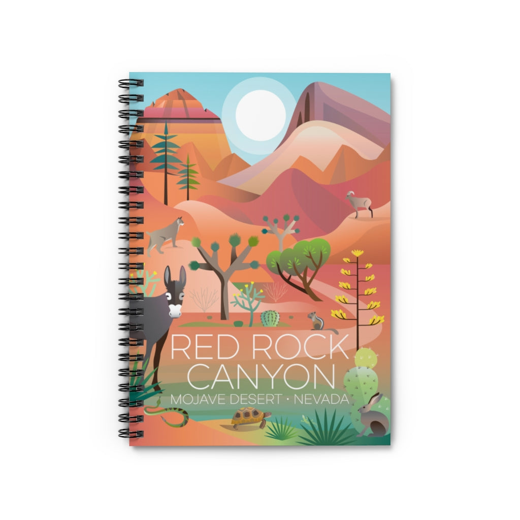 RED ROCK CANYON JOURNAL