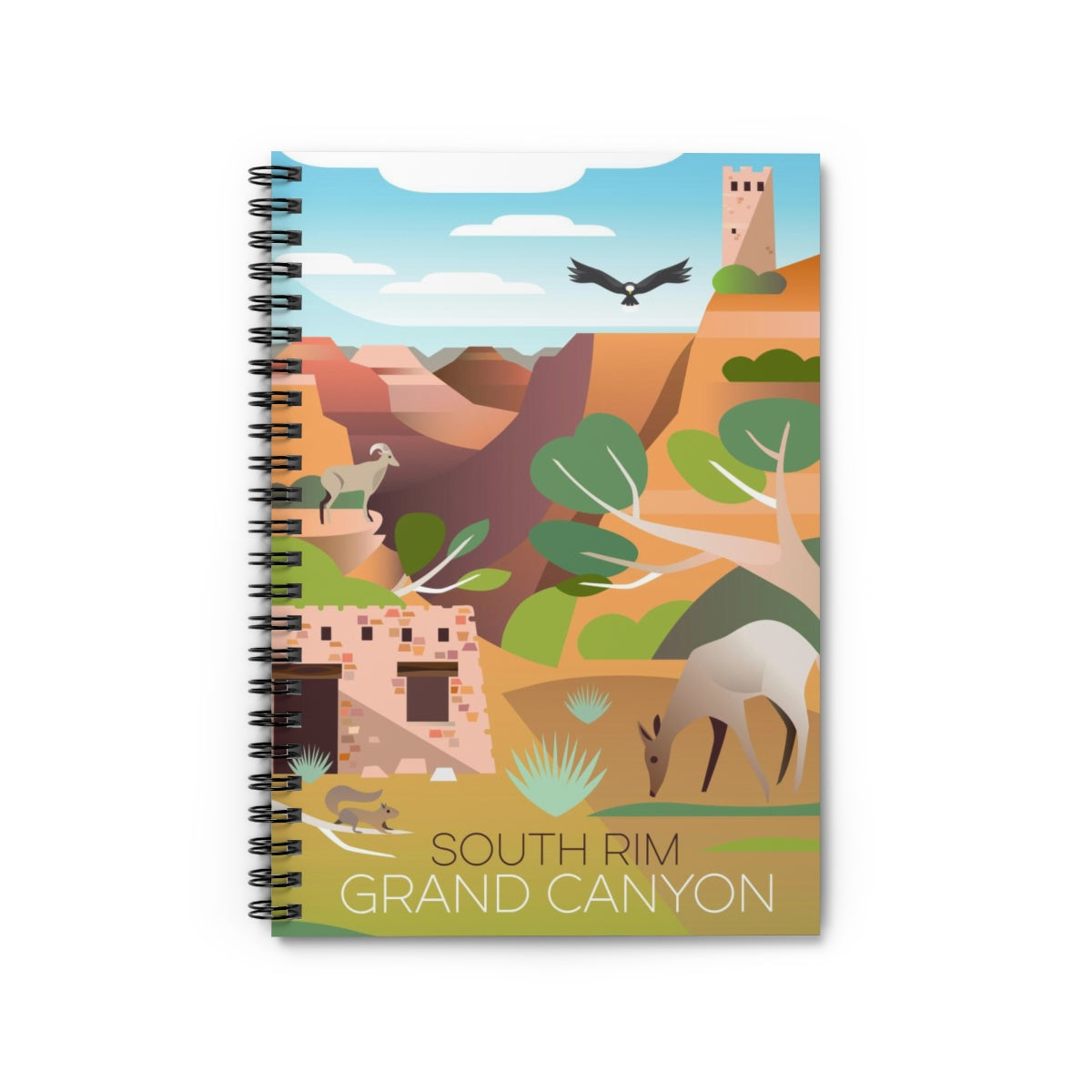 GRAND CANYON SOUTH RIM JOURNAL