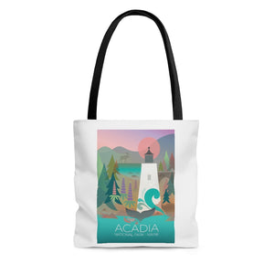 ACADIA NATIONAL PARK TOTE