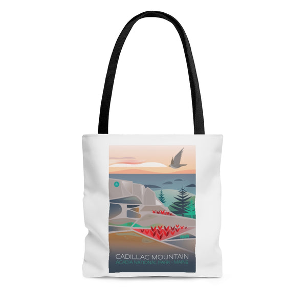 ACADIA NATIONAL PARK, CADILLAC MOUNTAIN TOTE